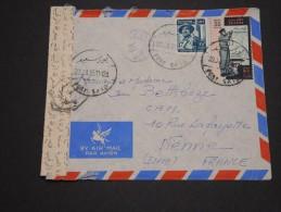 EGYPTE- Détaillons Jolie Collection De Documents Période 1880 à 1955 -  A Voir - Lot N° 10175 - Égypte