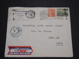 EGYPTE- Détaillons Jolie Collection De Documents Période 1880 à 1955 -  A Voir - Lot N° 10191 - Égypte