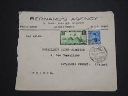 EGYPTE- Détaillons Jolie Collection De Documents Période 1880 à 1955 -  A Voir - Lot N° 10195 - Égypte