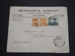 EGYPTE- Détaillons Jolie Collection De Documents Période 1880 à 1955 -  A Voir - Lot N° 10197 - Égypte