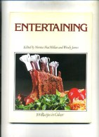 - ENTERTAINING . ORBIS PUBLISHING LONDON . 1985 . - Cooking, Food, Wine