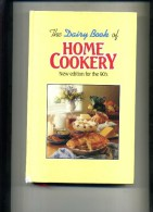 - THE DAIRY BOOK OF HOME COOKERY . MILK MARKETING LOARD 1992 . - Cooking, Food, Wine