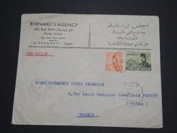 EGYPTE- Détaillons Jolie Collection De Documents Période 1880 à 1955 -  A Voir - Lot N° 10200 - Égypte