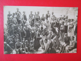 1925 Abbazia , Opatija , Swimmers On The Beach - Croatia