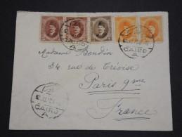 EGYPTE- Détaillons Jolie Collection De Documents Période 1880 à 1955 -  A Voir - Lot N° 10202 - Égypte