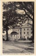 Amérique - Etats-Unis - North Carolina  - South Building And Old Well - Chapel Hill