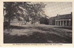 Amérique - Etats-Unis - North Carolina  - New Women's Dormitories University - Chapel Hill