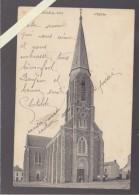Malville - L'église - France