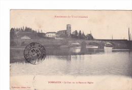 25202 Environs De Toul Pittoresque: Pont De La Morte à Dommartin - ED Pratbernon -