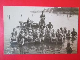 1925 Abbazia , Opatija , Swimmers  / Croatia - Croatia