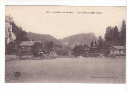 25203  Bassins Du Doubs - Les Hôtels Coté France -ed Nouvelles Galeries - Guerre 1914 - France