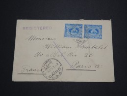 EGYPTE- Détaillons Jolie Collection De Documents Période 1880 à 1955 -  A Voir - Lot N° 10206 - Égypte