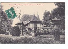 25205 Environs De DREUX - Château De FERMAINCOURT - Les Communs - Ed ? - Dreux