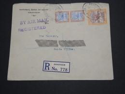 EGYPTE- Détaillons Jolie Collection De Documents Période 1880 à 1955 -  A Voir - Lot N° 10210