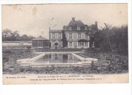 25207 ENVIRON DE DREUX -IMBERMAIS  Pavillon Emplacement Ancien Chateau -Foucault