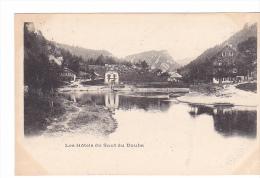 25208 Les Hotels Du Saut Du Doubs - Sans Ed - France