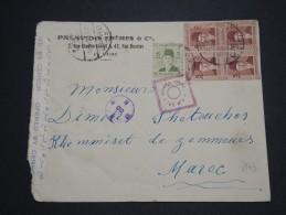 EGYPTE- Détaillons Jolie Collection De Documents Période 1880 à 1955 -  A Voir - Lot N° 10214