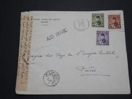 EGYPTE- Détaillons Jolie Collection De Documents Période 1880 à 1955 -  A Voir - Lot N° 10215