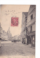25214 DREUX Grande Rue Hotel Ville -34 ND Charcuterie