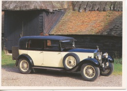 1932 ROLLS ROYCE 20/25 (grande Bretagne) Neuve - Passenger Cars