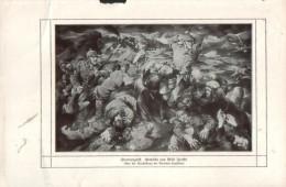 Sturmangriff - Druck,  Entnommen Aus Velhagen Und Klasings- Monatsheften, 1916 - Zeitungen & Zeitschriften