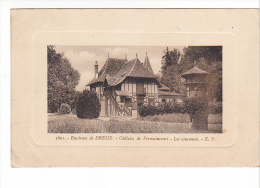 25217 Environs De DREUX - Château De FERMAINCOURT - Les Communs - Ed 3601 EP - Dreux