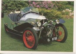 1924 MORGAN FLAT SIDED AERO 200 MILE REPLICA (grande Bretagne) Neuve - Passenger Cars