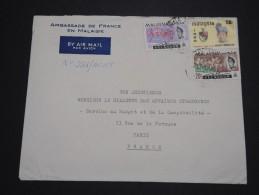 MALAISIE - Lettre à étudier  - Lot N° 10241 - Malaysia (1964-...)
