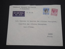 MALAISIE - Lettre à étudier  - Lot N° 10246 - Malaysia (1964-...)