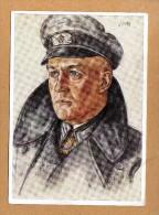 Original Willrich VDA Postkarte Ein Regiments Kommandeur Super Ansicht - War 1939-45