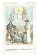 IMAGE PIEUSE.. OEUVRE De La SAINTE ENFANCE - Images Religieuses