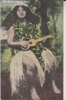 HULA DANCER, HAWAIAN ISLANDS - Verenigde Staten