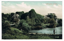 RB 1068 - Early Postcard - Allington Castle Near Maidstone Kent - England