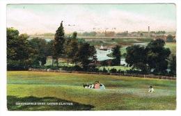 RB 1068 - 1906 Postcard - Springfield Park - Upper Clapton - London - London Suburbs