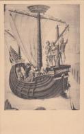 CPA Art 1934 Ercole De Roberti - Het Schip Der Argonauten - F. B. Gutmann - Malerei & Gemälde
