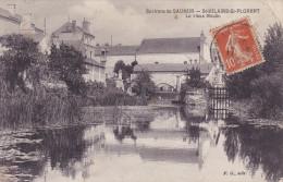 49 CPA Environs De Saumur - St Hilaire St Florent - Le Vieux Moulin - France