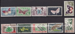 MALAGASY SERIE N� 341 A 350  N� 14 OBL