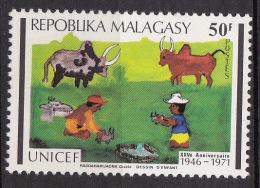 MALAGASY N° 495 NEUF**LUXE - Madagaskar (1960-...)
