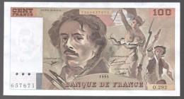 FRANCIA - FRANCE = 100 Francs 1995  P-154 - 1962-1997 ''Francs''