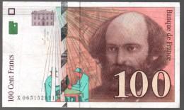 FRANCIA - FRANCE = 100 Francs 1998  P-158 - 1992-2000 Ultima Gama