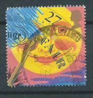 GB 2001 The Weather: Fair  27 P  SG 2198 SC 1964 MI 1925 YV 2237 - 1952-.... (Elizabeth II)