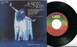 "Stevie Nicks""45t Vinyle""Stop Dragon'My Heart Around""Avec Tom Petty""Press French - Disco, Pop"