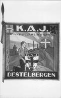 Destelbergen - K.A.J. Vlag 1931 - Door Eigen Werk Sterk. - Destelbergen
