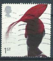 GB 2001 Fabulous Hats: Toque Hat By Pip Hackett  1st  SG 2216 SC 1977 MI 1938 YV 2258 - 1952-.... (Elizabeth II)