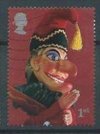 GB 2001 Punch & Judy: Mr. Punch  1st  SG 2226 SC 1987 MI 1948 YV 2268 - 1952-.... (Elizabeth II)