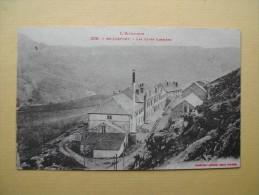 ROQUEFORT SUR SOULZON. Les Caves Carrière. - Roquefort