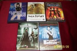 PROMO  DVD  °  REF  78  °  LE LOT DES 5 DVD  POUR  20 EUROS °°° - DVDs