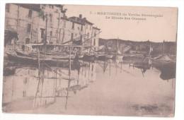 CPA MARTIGUES DE Venise Provençale Le Miroir Des Oiseaux (13 Bouches Du Rhône) Animée - France