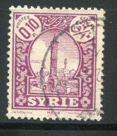 SYRIE- Y&T N°200- Oblitéré - Syrien (1919-1945)