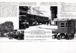 PARIS 75 PHOTO LA VIE DU RAIL ARCHIVES 1945 REPRODUCTION DE NOTRE METIER BELLE CARTE RARE !!! - Musea